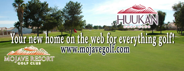 Huukan Golf Club: Mojave Resort Golf Club