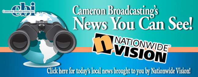 Cameron Broadcassting's News You Can See!