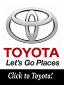 Toyota Let's Go Places
